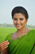 Anjali latest Glamorous photos in saree from svsc-thumbnail-16
