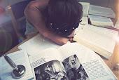 En tiempo de estudio...