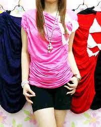 Fashion Baju Untuk Wanita Kurus