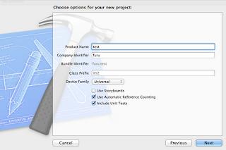 Xcode4.3へ