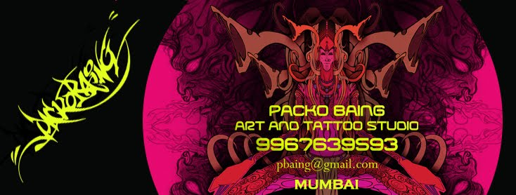 packos tattoo and art