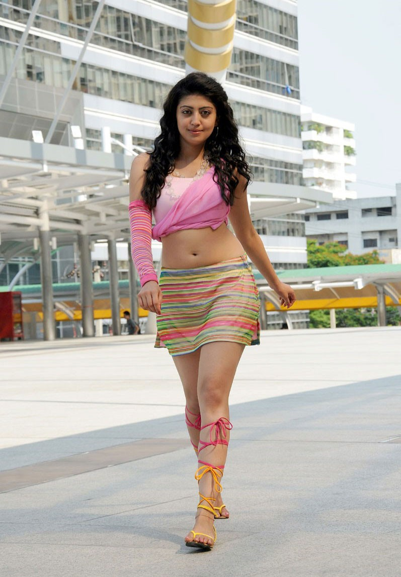 Pranitha Latest Hot Navel Show StillsPranitha In Jarasandha