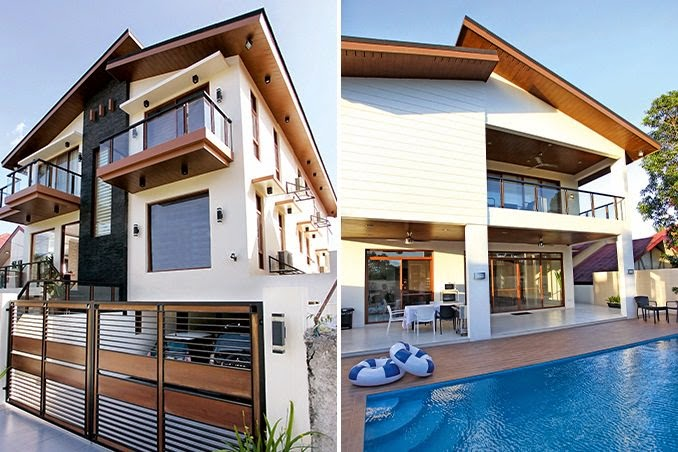 Photos Pauleen Luna 39 S Big New House In Quezon City Atp