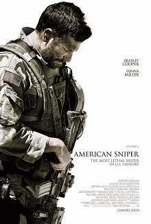 American Sniper (2015) English Movie Poster