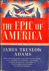 james truslow adams definition of the american dream