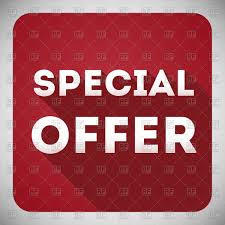 Our Special Offer 2015 !!!