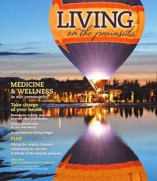 Magazine Article: Living on the Peninsula