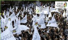 Miles de personas exigen a Rajoy que cumpla su promesa y «erradique» el aborto