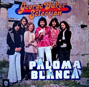 George Baker Selection - Paloma Blanca (1975)