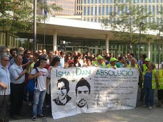 Mossos afirman que Dani e Isma no opusieron resistencia