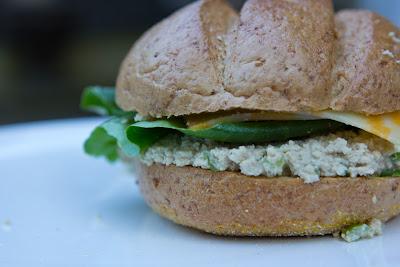 Haystacks & Champagne: BEST Tofu Sandwich Spread. Like A Fabulous ...