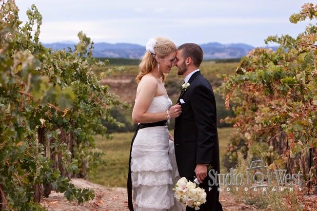 Silver Horse Winery - Paso Robles Wedding Venue - San Luis Obispo Wedding Photographer - Studio 101 West