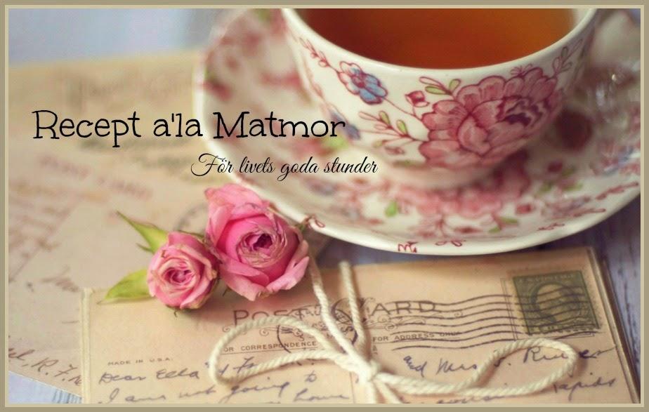 Recept a'la Matmor