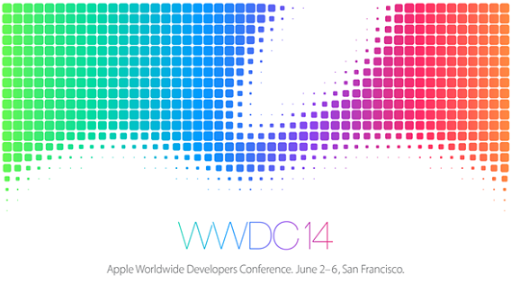 Apple WWDC 2014 Official Logo