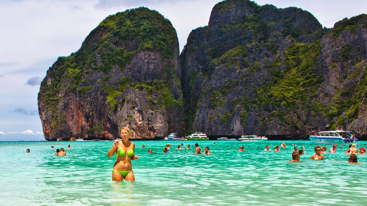 Image result for Phi Phi Island Tour: 4 Major Attractions