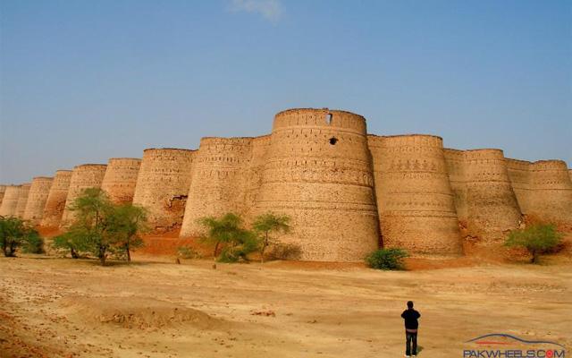 Forte Derawar, Pakistan