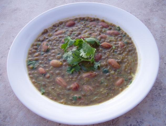 recipe: pressure cooker lentil curry [31]