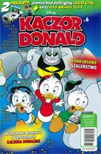 """Najnowszy numer """"Kaczora Donalda"""""""