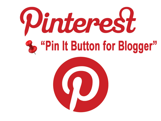 Pinterest Pin It Mouseover Button