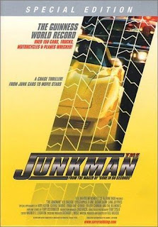 The Junkman (1982) Accion con H.B. Halicki