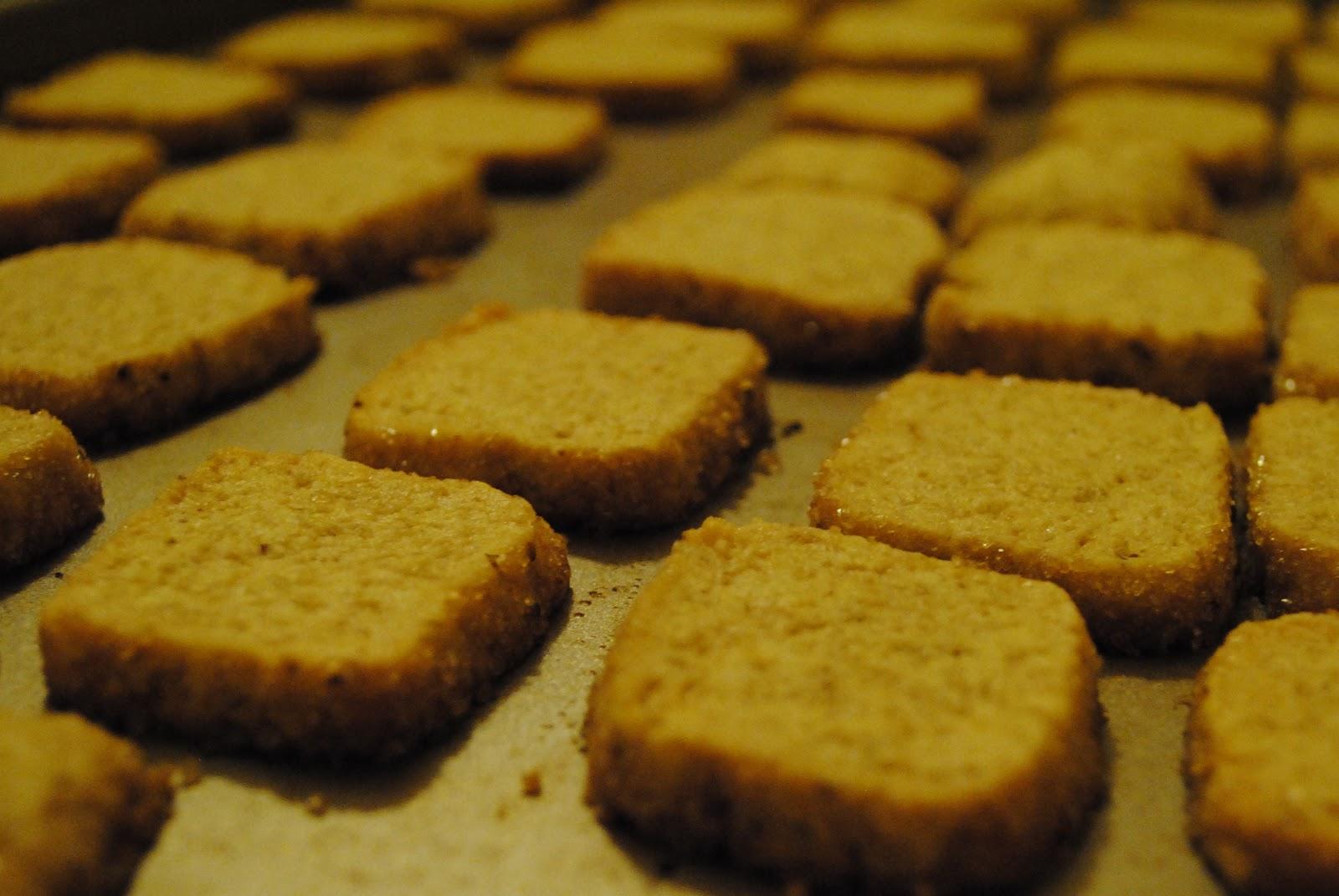 Chocolate Chip Shortbreads pics