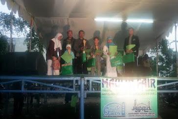Juara 1 Pildacil se-kota Bandung