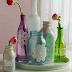 Contoh Hiasan Rumah Dari Botol Bekas