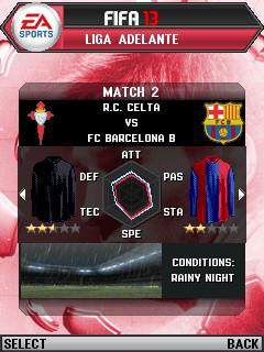 Game Fifa 2013 Java