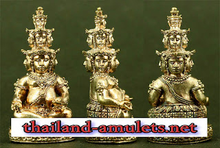thai somdej chana marn amulet