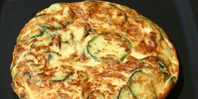 recetas de cocina tortilla de calabacin
