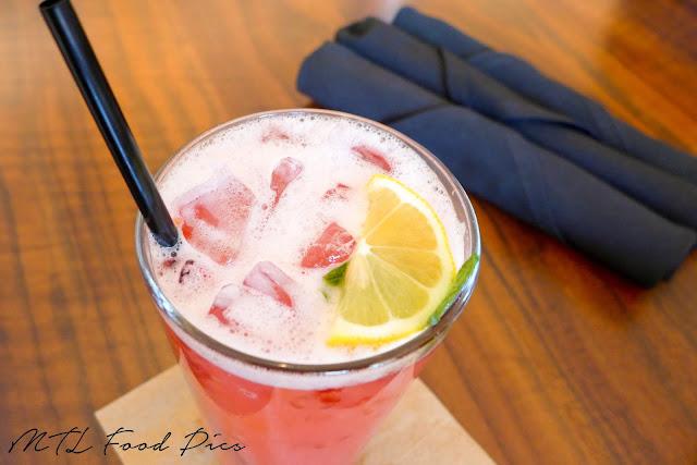 Raspberry Lemonade - Nordstrom Ottawa
