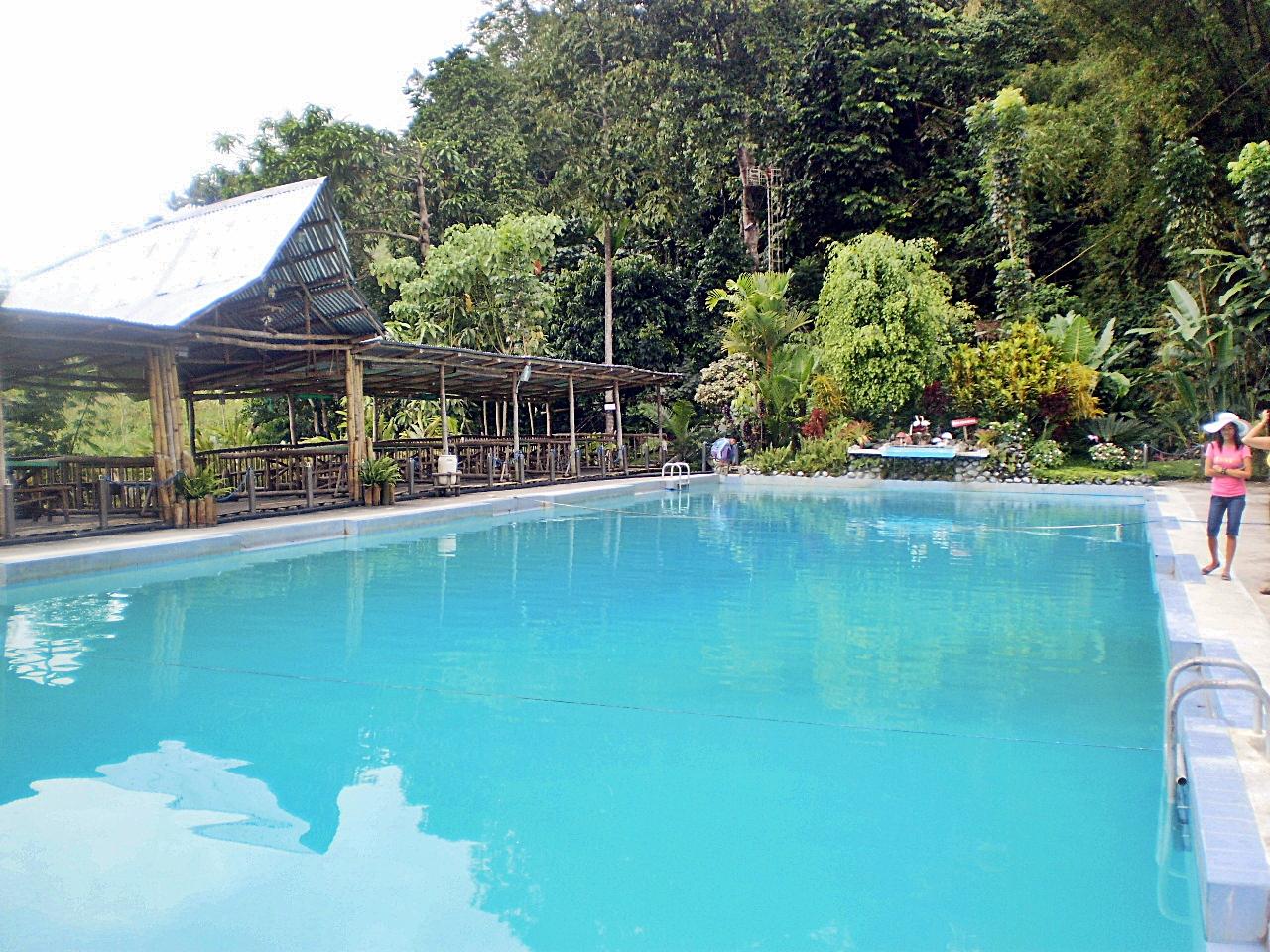 merl garden spring resort in lake sebu i love south cotabato
