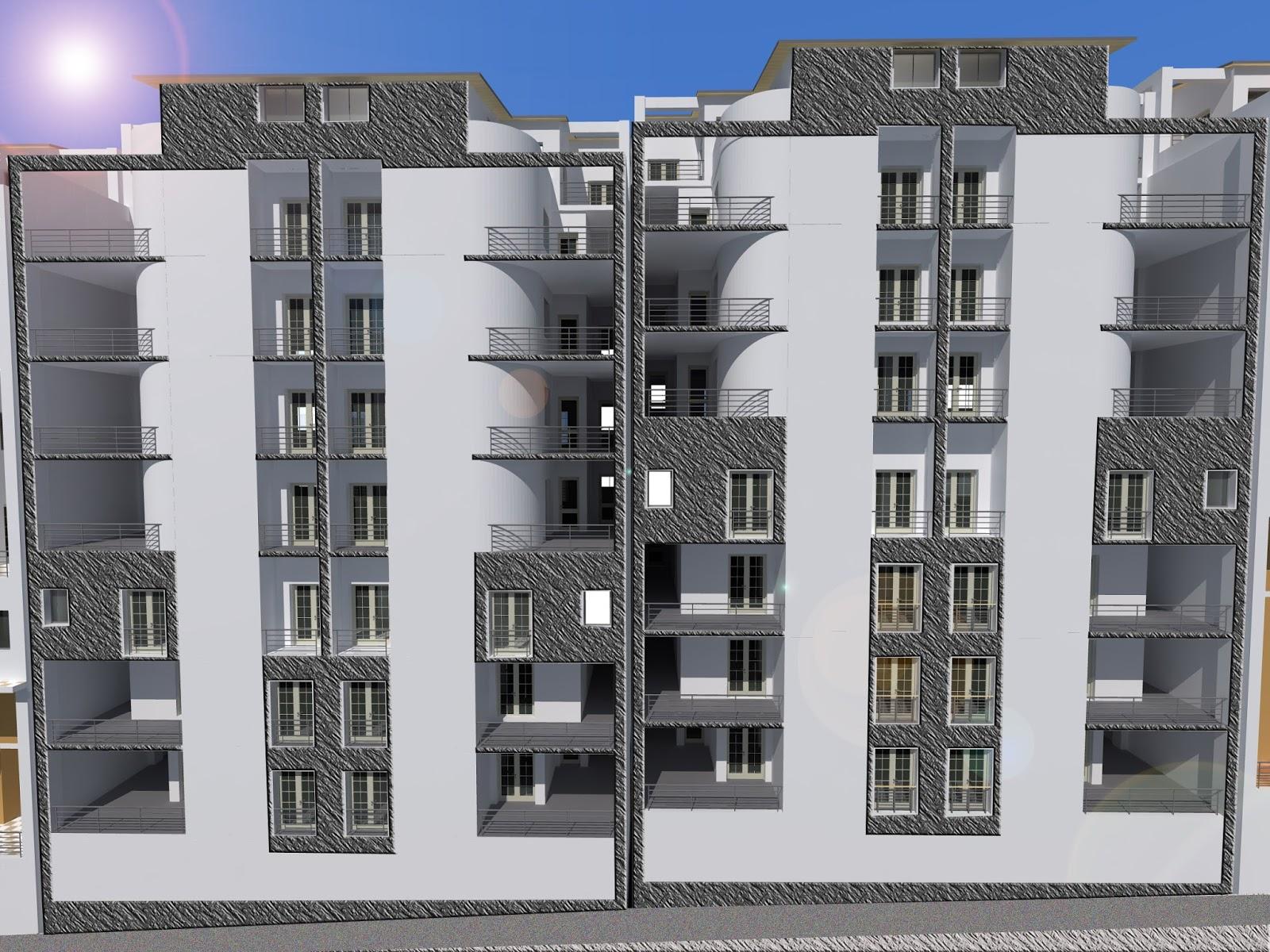 Bureau d étude d architecture moderne