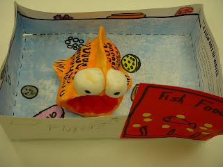 ABC School Art Clay Fish 2nd