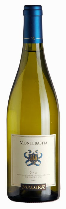 bottiglia gavi vino bianco etichette vino packaging labelling wine piemonte italia design
