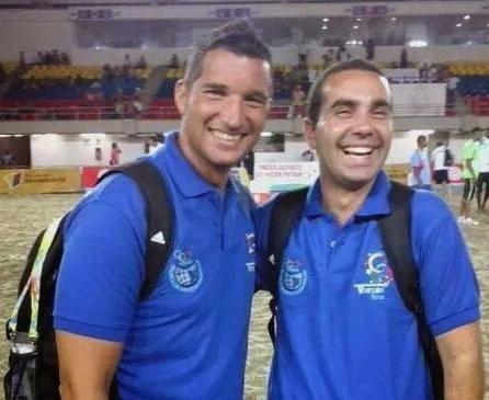 Árbitros de URU a la final del Mundial de Beach | Mundo Handball
