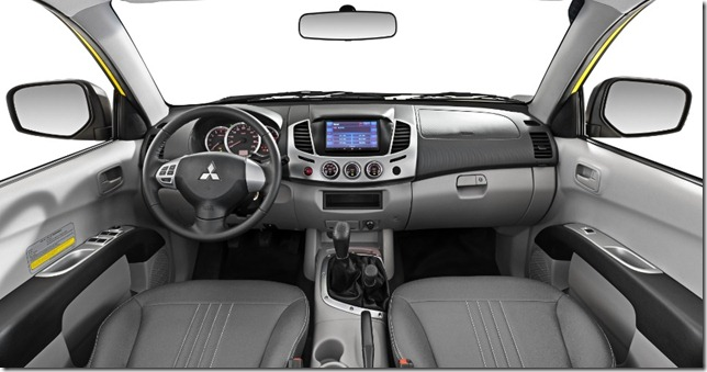 Mitsubishi L200 Triton 2013 6 150x150 | Car Interior Design