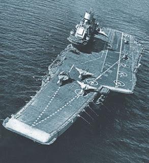 корабль, кузнецов / Тяжелый авианесущий крейсер