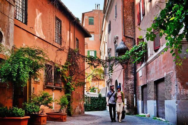 Las 15 calles m s bonitas de europa los viajes de domi for Compro casa roma centro