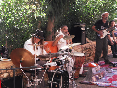 Music at Hippy Market, Ibiza