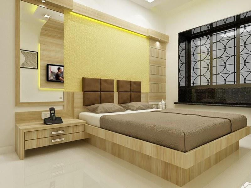 inilah cara menata kamar tidur mewah dan elegan