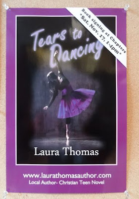 Tears to Dancing Poster