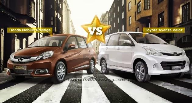 Honda Mobilio VS Toyota Avanza VS Suzuki Ertiga - YouTube