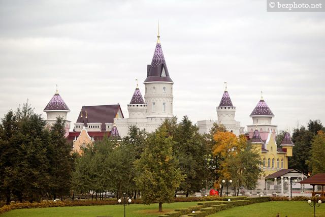 замок детства совхоз