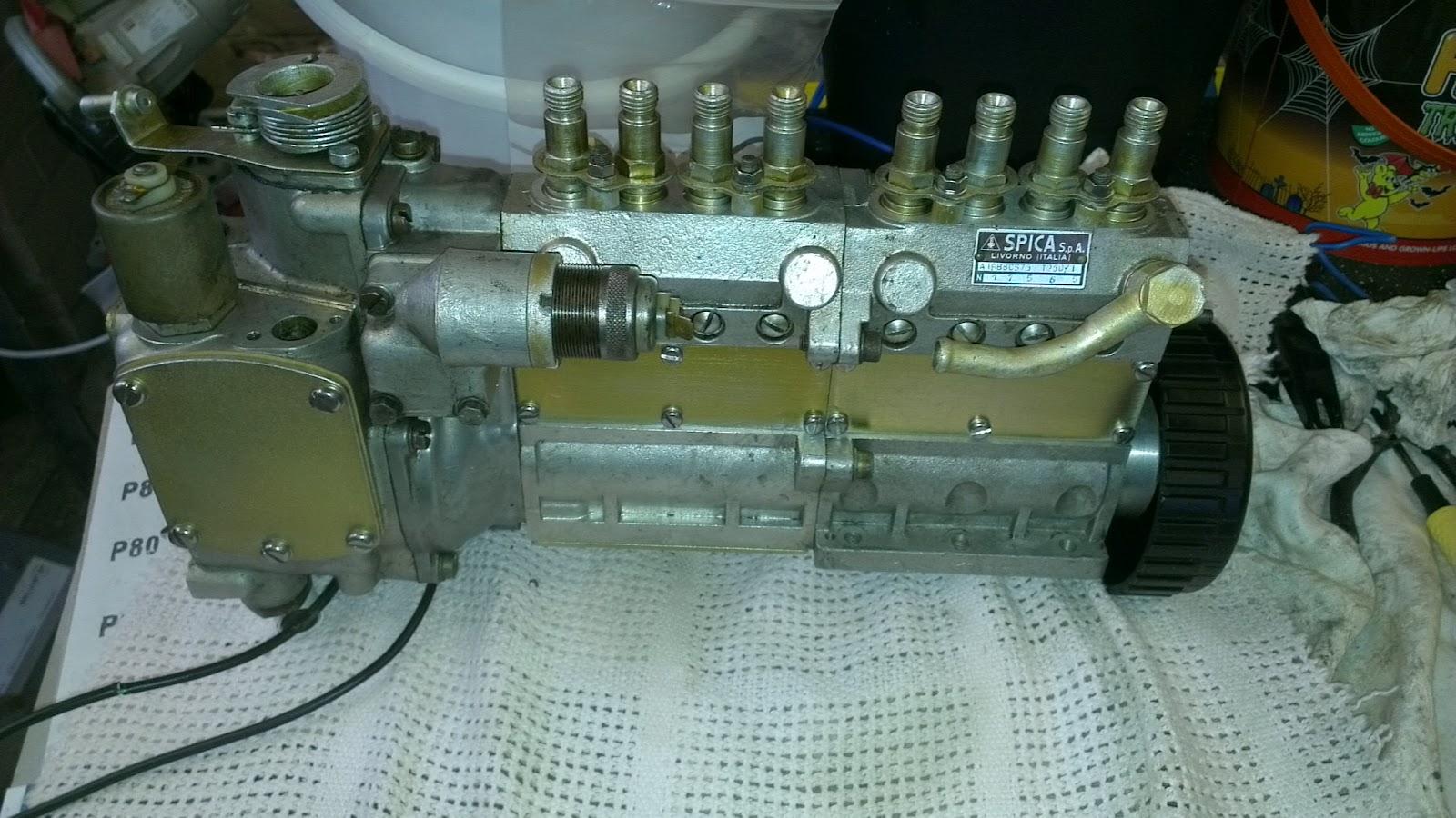 Spica Pumped Alfa Romeo 33 Stradale Replica Timing Chain