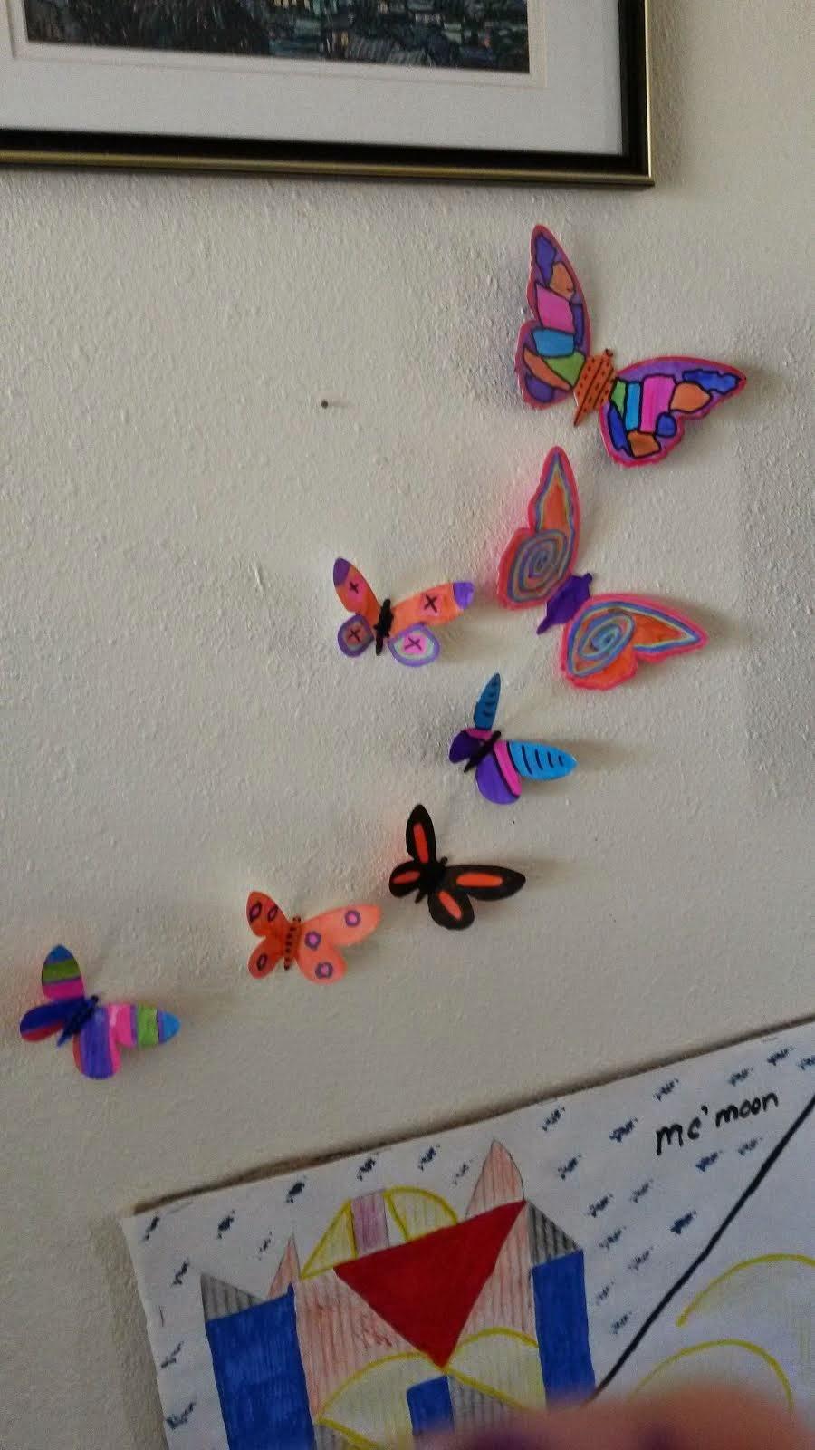 My Butterfly Wall Art