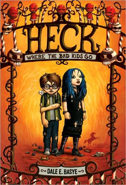Ramblings of a Book Wench: Review of The Circles of Heck ...