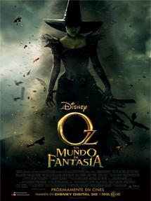 Ver Oz Un mundo de fantasía (2013) Online