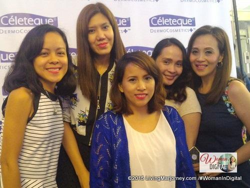 Celeteque DermoCosmetics Makeup Line