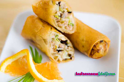 Spring Rolls (Lumpia) – China